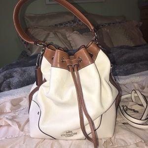 Coach Bucket Bag *Like New*